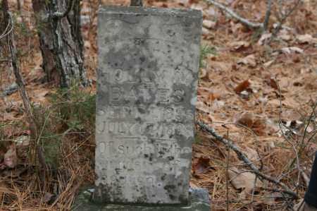 BATES, HOLLY M. - Polk County, Arkansas | HOLLY M. BATES - Arkansas Gravestone Photos