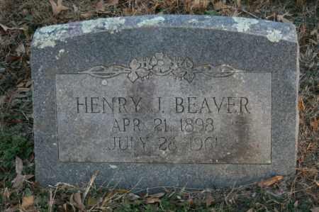 BEAVER, HENRY J. - Polk County, Arkansas | HENRY J. BEAVER - Arkansas Gravestone Photos