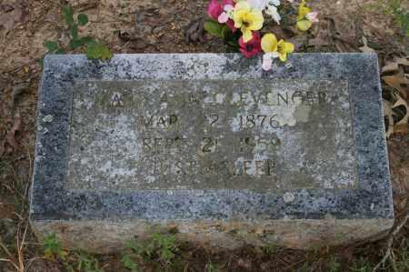 CLEVENGER, MARY ANN - Polk County, Arkansas | MARY ANN CLEVENGER - Arkansas Gravestone Photos