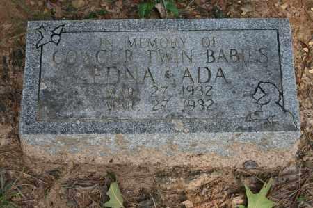 COWGUR, ADA - Polk County, Arkansas | ADA COWGUR - Arkansas Gravestone Photos