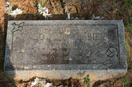 COWGUR, LYAL - Polk County, Arkansas | LYAL COWGUR - Arkansas Gravestone Photos