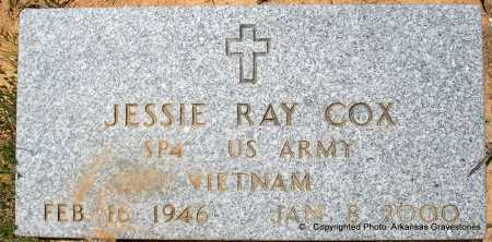 COX  (VETERAN VIET), JESSIE RAY - Polk County, Arkansas | JESSIE RAY COX  (VETERAN VIET) - Arkansas Gravestone Photos