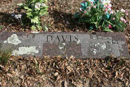 DAVIS, ALMA REE - Polk County, Arkansas | ALMA REE DAVIS - Arkansas Gravestone Photos