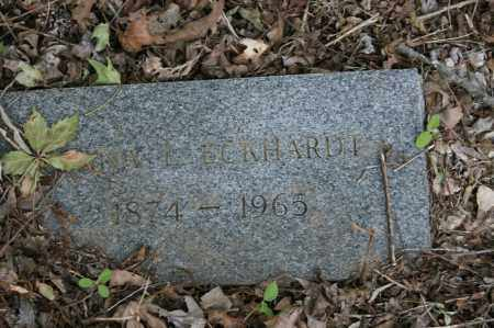ECKHARDT, ANNA L. - Polk County, Arkansas | ANNA L. ECKHARDT - Arkansas Gravestone Photos