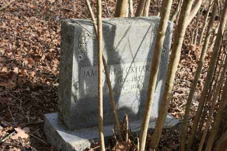 ECKHARDT, JAMES H. - Polk County, Arkansas | JAMES H. ECKHARDT - Arkansas Gravestone Photos