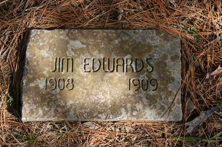 EDWARDS, JIM - Polk County, Arkansas | JIM EDWARDS - Arkansas Gravestone Photos