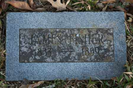 FISHER, JAMES - Polk County, Arkansas | JAMES FISHER - Arkansas Gravestone Photos