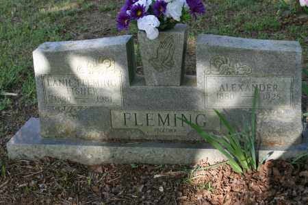 FLEMING, LANIE FISHER - Polk County, Arkansas | LANIE FISHER FLEMING - Arkansas Gravestone Photos