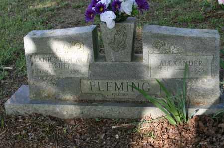 FLEMING, ALEXANDER - Polk County, Arkansas | ALEXANDER FLEMING - Arkansas Gravestone Photos