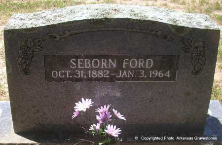 FORD, SEBORN - Polk County, Arkansas | SEBORN FORD - Arkansas Gravestone Photos