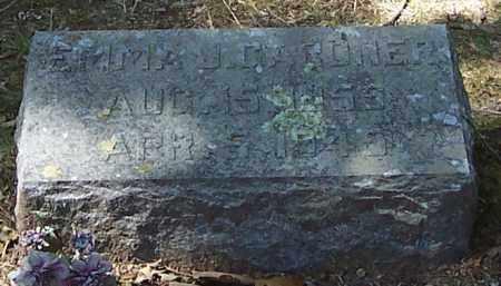 GARDNER, EMMA - Polk County, Arkansas | EMMA GARDNER - Arkansas Gravestone Photos