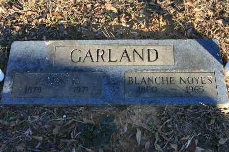 GARLAND, BLANCHE - Polk County, Arkansas | BLANCHE GARLAND - Arkansas Gravestone Photos
