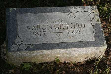 GIFFORD, AARON - Polk County, Arkansas | AARON GIFFORD - Arkansas Gravestone Photos