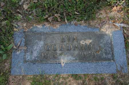 GODDARD, EVA - Polk County, Arkansas | EVA GODDARD - Arkansas Gravestone Photos