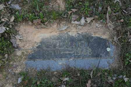 GODDARD, JOSEPH EARL - Polk County, Arkansas | JOSEPH EARL GODDARD - Arkansas Gravestone Photos