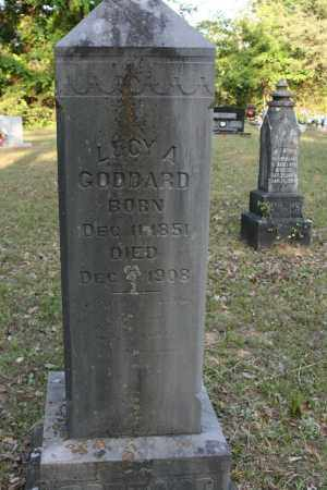 GODDARD, LUCY A. - Polk County, Arkansas | LUCY A. GODDARD - Arkansas Gravestone Photos