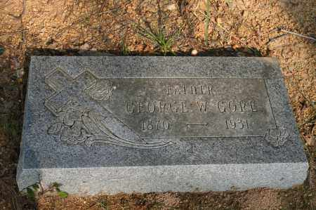 GORE, GEORGE W. - Polk County, Arkansas | GEORGE W. GORE - Arkansas Gravestone Photos