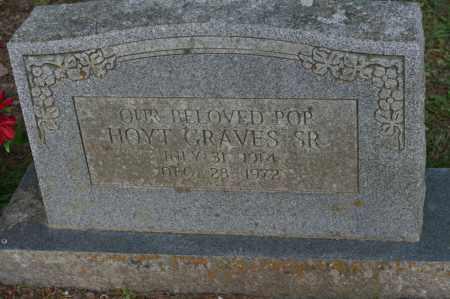 GRAVES, HOYT SR. - Polk County, Arkansas | HOYT SR. GRAVES - Arkansas Gravestone Photos