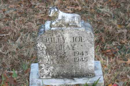 GRAY, BILLY JOE - Polk County, Arkansas | BILLY JOE GRAY - Arkansas Gravestone Photos