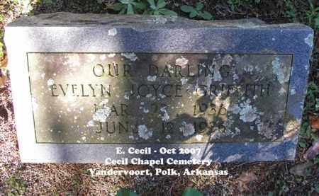 GRIFFITH, EVELYN JOYCE - Polk County, Arkansas | EVELYN JOYCE GRIFFITH - Arkansas Gravestone Photos