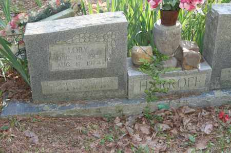 HARROFF, LORY - Polk County, Arkansas | LORY HARROFF - Arkansas Gravestone Photos