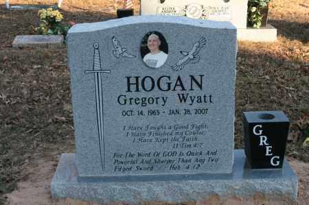 HOGAN, GREGORY WYATT - Polk County, Arkansas | GREGORY WYATT HOGAN - Arkansas Gravestone Photos