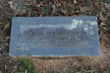 HOGAN, JAMES A. - Polk County, Arkansas | JAMES A. HOGAN - Arkansas Gravestone Photos
