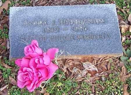 HUDDLESTON, ELVIRA J. - Polk County, Arkansas | ELVIRA J. HUDDLESTON - Arkansas Gravestone Photos