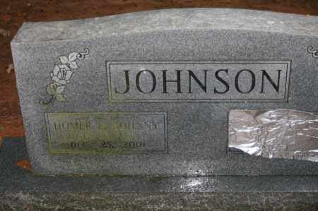 "JOHNSON, HOMER L. ""JOHNNY"" - Polk County, Arkansas 