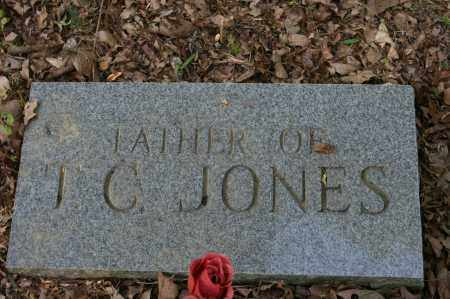 JONES, FATHER OF TOM C - Polk County, Arkansas | FATHER OF TOM C JONES - Arkansas Gravestone Photos