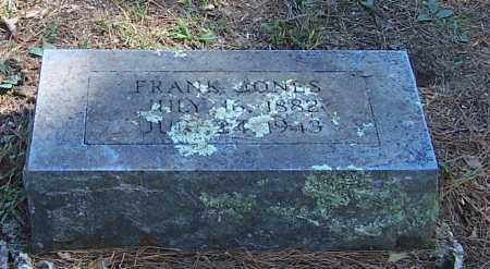 JONES, FRANK - Polk County, Arkansas | FRANK JONES - Arkansas Gravestone Photos