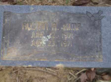 KIMP, AUSTIN ALLEN - Polk County, Arkansas | AUSTIN ALLEN KIMP - Arkansas Gravestone Photos