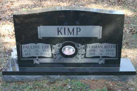 KIMP, PAULINE LEE - Polk County, Arkansas | PAULINE LEE KIMP - Arkansas Gravestone Photos