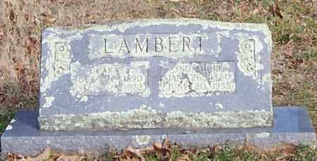LAMBERT, CLARA S. - Polk County, Arkansas | CLARA S. LAMBERT - Arkansas Gravestone Photos