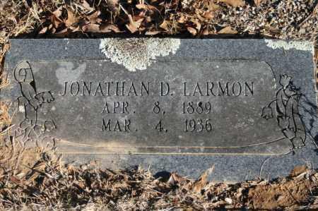 LARMON, JONATHAN D. - Polk County, Arkansas | JONATHAN D. LARMON - Arkansas Gravestone Photos