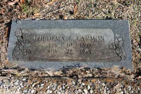 LARMON, LOUDEMA L. - Polk County, Arkansas | LOUDEMA L. LARMON - Arkansas Gravestone Photos