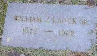 LAUCK, WILLIAM - Polk County, Arkansas | WILLIAM LAUCK - Arkansas Gravestone Photos