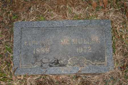 MCMULLEN, EDWARD - Polk County, Arkansas | EDWARD MCMULLEN - Arkansas Gravestone Photos