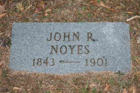 NOYES, JOHN R. - Polk County, Arkansas | JOHN R. NOYES - Arkansas Gravestone Photos