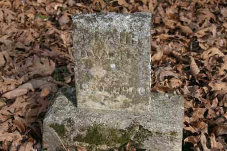 OWENS, CLAUD - Polk County, Arkansas | CLAUD OWENS - Arkansas Gravestone Photos