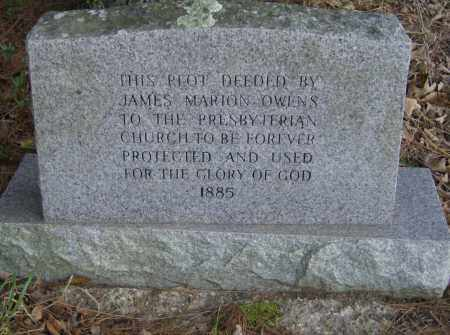 *DEDICATION STONE,  - Polk County, Arkansas |  *DEDICATION STONE - Arkansas Gravestone Photos