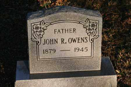 OWENS, JOHN R - Polk County, Arkansas | JOHN R OWENS - Arkansas Gravestone Photos