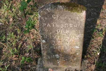 PATTERSON, MAGGIE A. - Polk County, Arkansas   MAGGIE A. PATTERSON - Arkansas Gravestone Photos