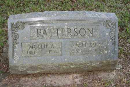 PATTERSON, MOLLIE A. - Polk County, Arkansas | MOLLIE A. PATTERSON - Arkansas Gravestone Photos