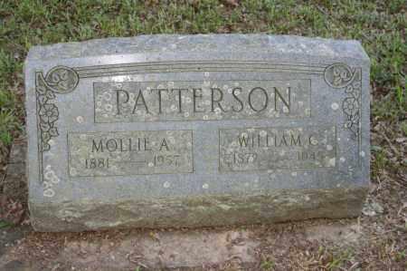 PATTERSON, WILLIAM C. - Polk County, Arkansas | WILLIAM C. PATTERSON - Arkansas Gravestone Photos