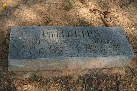 PHILLIPS, JOSEPH H. - Polk County, Arkansas | JOSEPH H. PHILLIPS - Arkansas Gravestone Photos