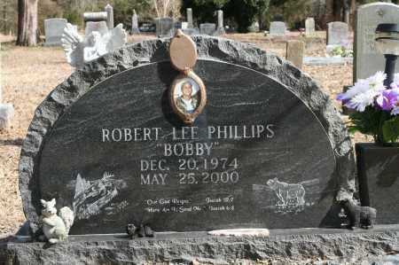 "PHILLIPS, ROBERT LEE ""BOBBY"" - Polk County, Arkansas 