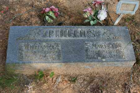 PHILLIPS, WILLIAM G. - Polk County, Arkansas | WILLIAM G. PHILLIPS - Arkansas Gravestone Photos