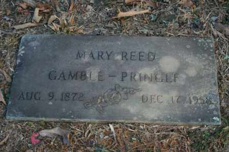 PRINGLE, MARY - Polk County, Arkansas | MARY PRINGLE - Arkansas Gravestone Photos