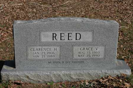 REED, CLARENCE HENRY - Polk County, Arkansas | CLARENCE HENRY REED - Arkansas Gravestone Photos
